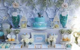 blue and gold baby shower decorations blue gold baby shower gold baby showers cake supplies and