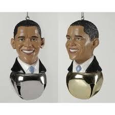 roman club pack of 24 president obama silver gold jingle buddies