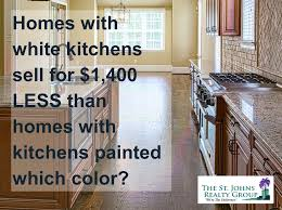 this kitchen paint color is worth 1 400 when selling your home