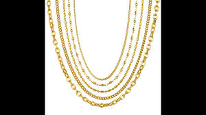 gold necklace womens images Latest gold chain designs 2018 women 39 s gold chin designs gold jpg