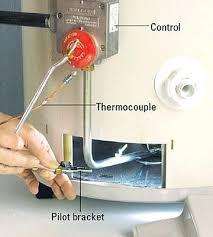 water heater will not light water heater pilot light won t stay lit or pilot wont stay lit gas