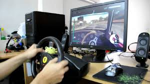 thrustmaster gt experience review dirt3 with thrustmaster gt experience