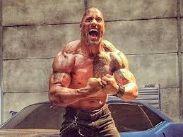 the rock s and gain workout programme s health