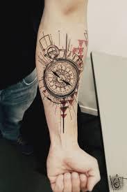 koit tattoo u2014 compass arm tattoo by koit berlin travelling