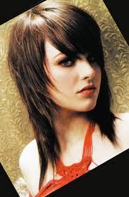coupe de cheveux effil exemple coupe cheveux mi degrade effile avec frange