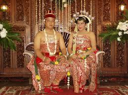 the beauty of indonesia javanese wedding ceremony