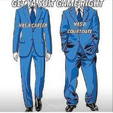 Suit Meme - professional perceptions do the clothes really make the man