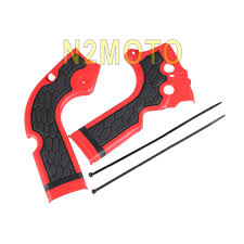 aliexpress com buy red motorcycles frame guard motorcross for