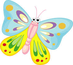 butterfly clipart border free best butterfly clipart
