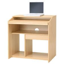 office brown computer desk desktop furniture desktop computer