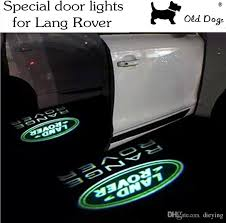 cheap car light source led door welcome lights ghost shadow