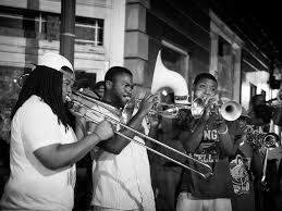Frenchmen Street New Orleans Map by