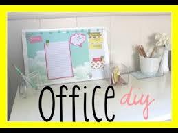 diy office decor message board pom pom garland mini