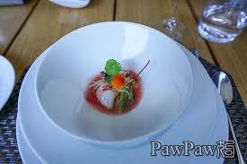 la cuisine de no駑ie 蒙特利爾的美食 三 麗思卡爾頓的法式套餐 大狗狂想曲 udn部落格
