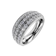 timeless wedding bands luciana wedding ring timeless wedding bands vintage wedding