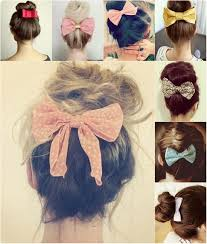cheap hair accessories why not try hair accessories in this autumn knot hairstyles