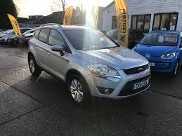 used ford kuga titanium 2 5 cars for sale motors co uk