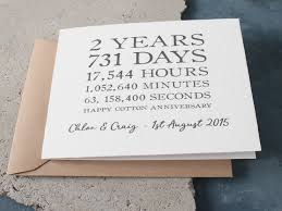 anniversary gifts for him 2 years 7 cotton gift ideas for your 2nd wedding anniversary 2nd wedding