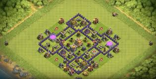 layout design th7 17 th7 to th11 farming trophy war base layouts for august 2017