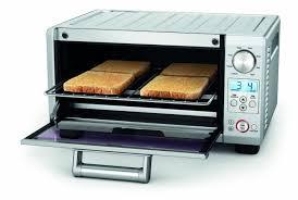 Breville 4 Slice Smart Toaster Breville Bov450xl 1800w Mini Smart Oven With Element Iq Silver