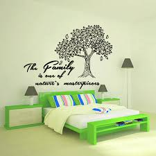 compare prices on tree vinyl wall art online shopping buy low dctop the family is one of nature s masterpieces wall art sticker home decorative vinyl tree wall