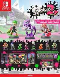 splatoon 2 for nintendo switch gamestop
