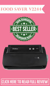manual foodsaver something wrong troubleshooting tips to fix your vacuum sealer