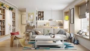 Bright And Cheerful  Beautiful ScandinavianInspired Interiors - Nordic home design