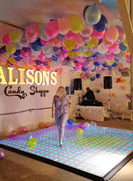 how to make a balloon ceiling lighting decor ideas