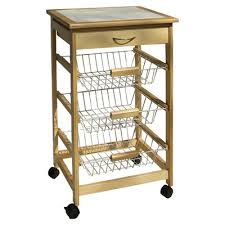 astoria grand stratford kitchen cart with wood top u0026 reviews wayfair