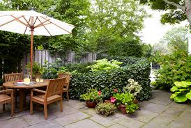 Ideas Garden Small Patio Garden Design Home Design Ideas