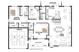 Floor Plan For Bungalow Apartments Open Concept Floor Plans Bungalow Open Concept Floor