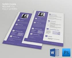 Resume Format For Job In Word by 35 Infographic Resume Templates U2013 Free Sample Example Format