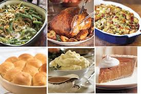 what to cook for traditional thanksgiving dinner different