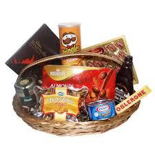 garden gift basket gourmet garden gift basket send online delhi