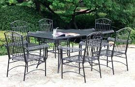 Patio Sets For Sale Wrought Iron Patio Table Square Wrought Iron Garden Furniture Cape
