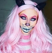 Cheshire Cat Halloween Costume U0027re Mad U201d Cheshire Cat Cat Halloween Makeup
