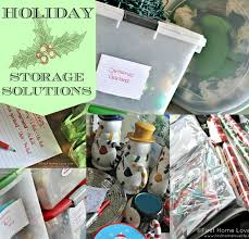 Christmas Ornament Storage Solutions by 95 Best Christmas Organization And Storage Images On Pinterest