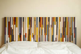 large wooden pieces wood headboard reclaimed wood modern furniture