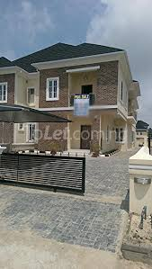 four bedroom house 4 bedroom house for sale ikota lekki lagos pid j2556