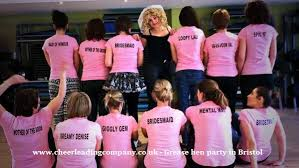 tcc hen party costume ideas glee