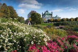 royal gardens magical and private gardens north sealand copenhagen