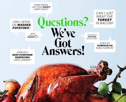 all your thanksgiving cooking questions answered bon appetit