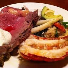 Casino With Lobster Buffet by The Buffet At Valley View Casino Menu Valley Center Ca
