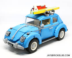 volkswagen beetle green review lego 10252 volkswagen beetle