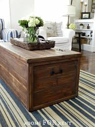 Coffee Tables Chest Wood Chest Coffee Table Home Imageneitor