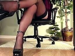 Under Desk Cam by Under Desk Cam Of Secretary In Stockings Exiporn Com