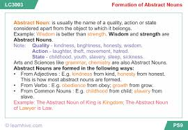 learnhive cbse grade 5 english nouns lessons exercises and