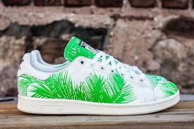 pharrell x x adidas stan smith palm tree retail