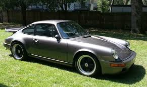 porsche 911 v8 conversion for sale porsche 911 sunroof coupe 1979 gray for sale xfgiven vin